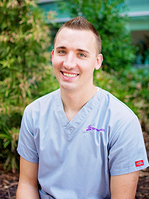 Derek Walker, board certified cardiac and vascular ultrasonographer at Heart of Dixie Vein & Vascular Center in Southern Utah