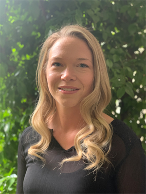 Receptionist, Amber Harmala, from Heart of Dixie Vein and Vascular Center in Cedar City UT