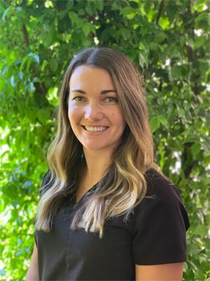 Board-Certified Vascular Ultrasonographer, Whitney Dalton